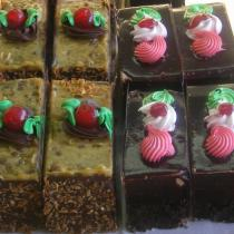 German choco pastries