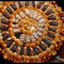 Cream filled Italian pastries