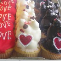 Teddy-Bear Cupcakes